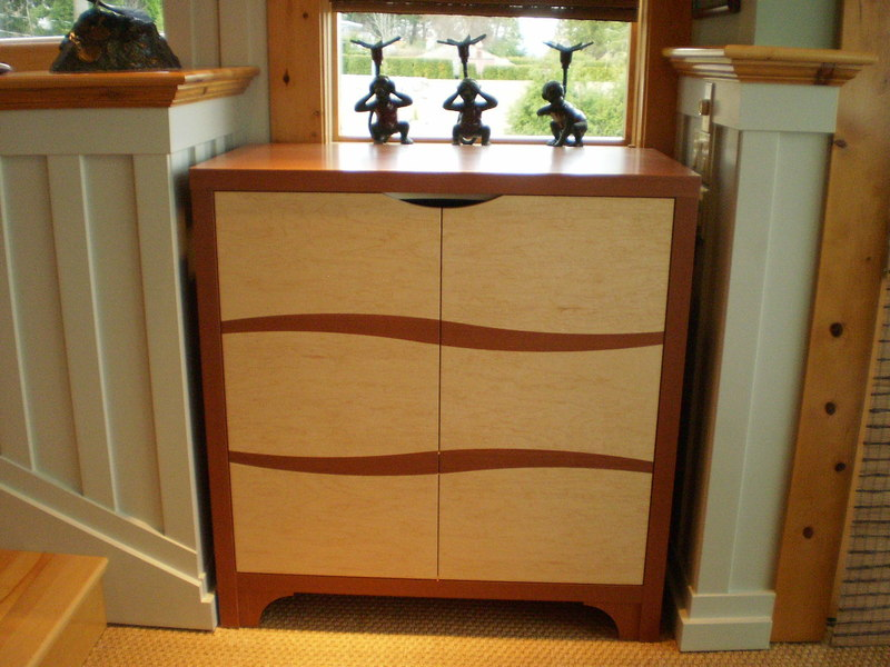 Churchfield TV Cabinet